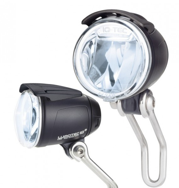 BuM LED-Frontleuchte Lumotec IQ Cyo N Plus Nabendynamo