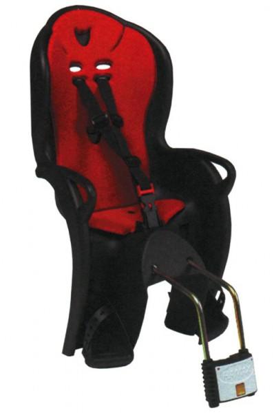 Hamax Kiss schwarz-rot