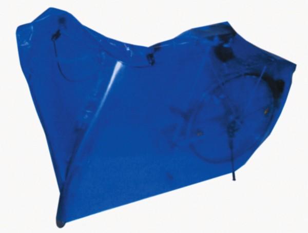 Faltgarage 200 x 100 cm mit Ösen und Bändern