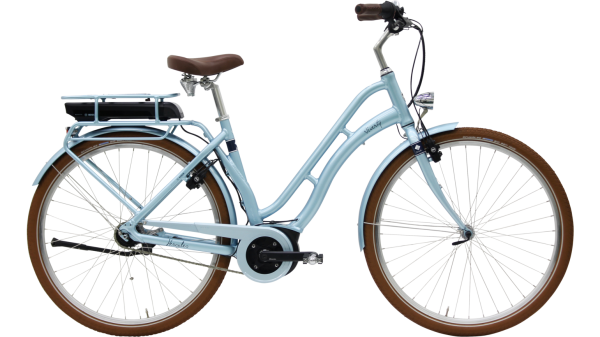 Hercules Viverty E F7 400 Wh 2020 blue grey metallic 55cm