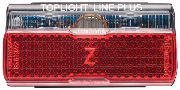 BuM Dynamo-Diodenrücklicht Toplight Line Brake Plus mit Bremslicht 80mm