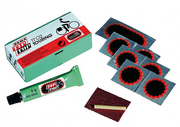 Flickzeug - Reparaturkästchen TT02