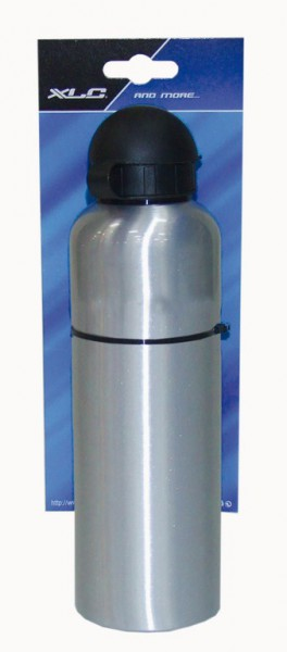 Trinkflasche Alu 0,5 Liter