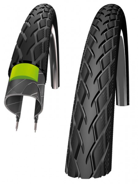Schwalbe Marathon HS420 Green Guard