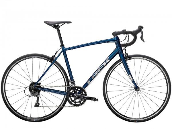 Trek Rennrad Domane AL 2 2021 blau