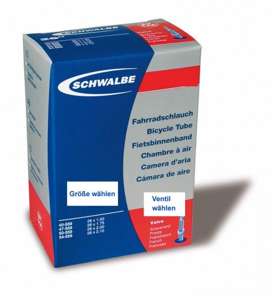 """Schwalbe-Schlauch 16"""" DV 47-62"""