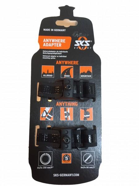 SKS Trinkflaschenhalter-Adapter Anywhere