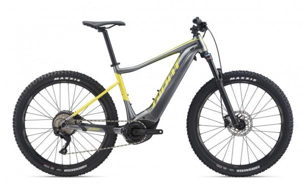 Giant Fathom E+ 2 Pro 27,5 2020 grau-gelb