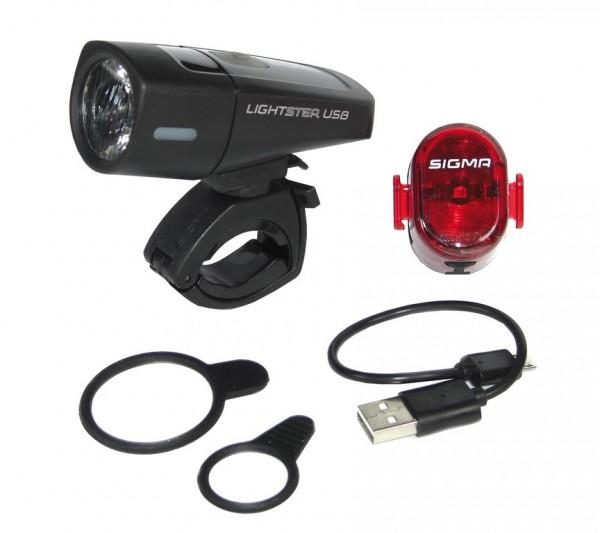 Komplettset Sigma Lightster/Nugget USB