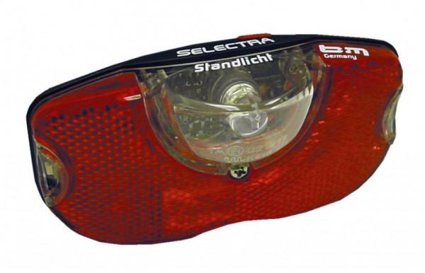 Dioden-Gepäckträgerrücklicht Selectra mit Standlicht