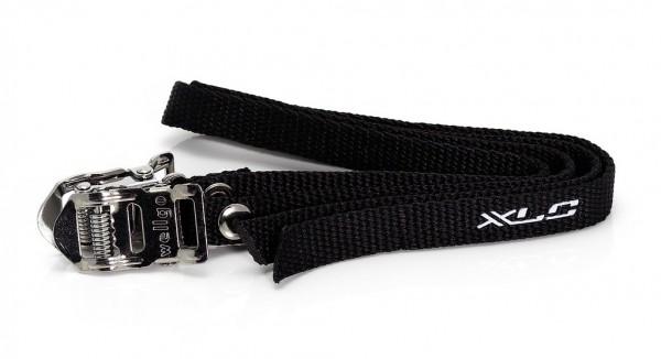 XLC Paar Pedalriemen Nylon